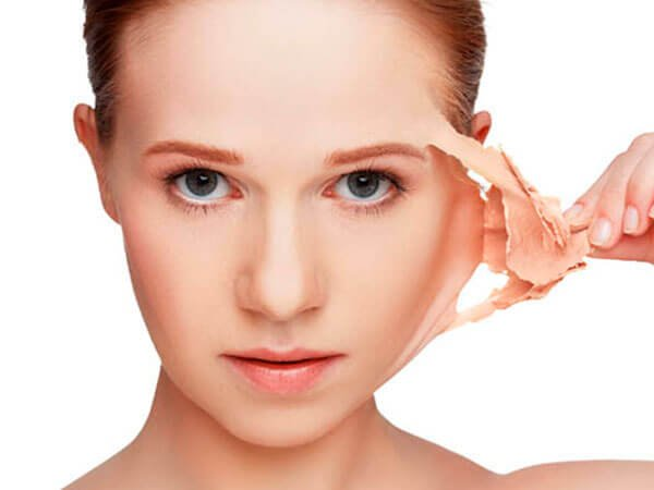 Peeling químico para mujeres