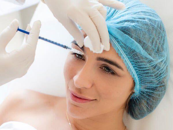 Toxina botulinica facial